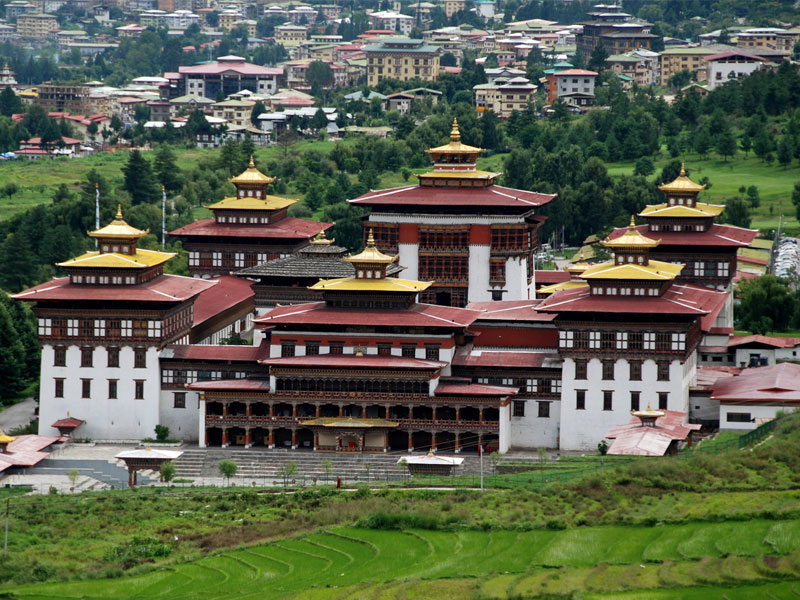 Paro-Thimphu